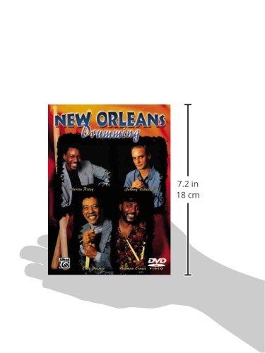 New Orleans Drumming