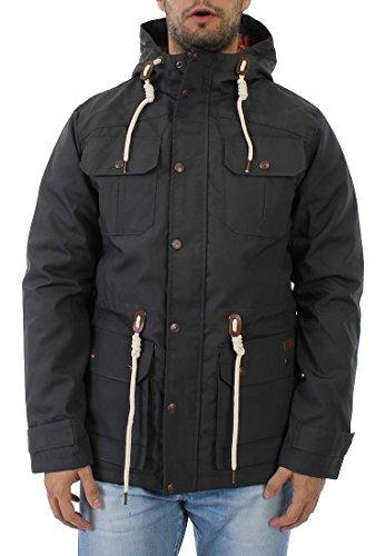 !Solid Jacket - Pisanio-Giacca Uomo    grigio S