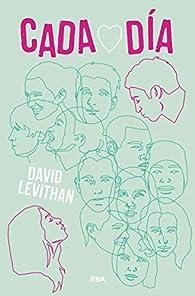 Cada día par David Levithan