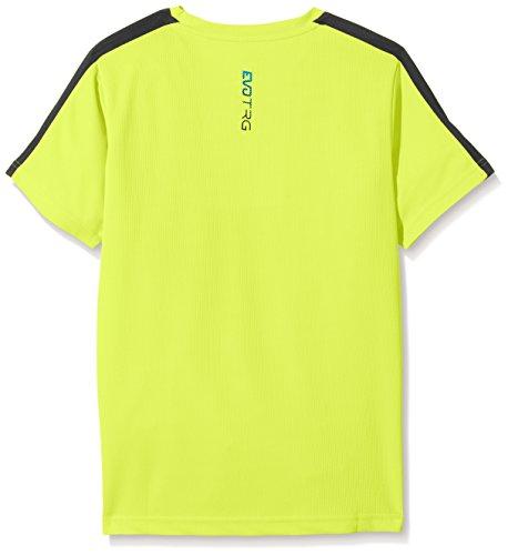PUMA t-shirt iT evotrg cat graphic Jaune/noir - Safety Yellow-Atomic Blue
