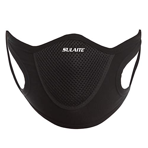lymty Reiten im Freien staubdicht Anti-Smog staubdicht Sandschutzmaske atmungsaktiv Komfort MP2.5 Maske