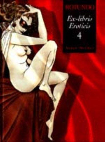 Ex-libris eroticis : Tome 4 par Massimo Rotundo