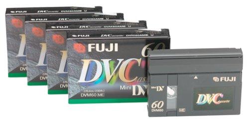 Fuji film DV-Cassette DVM60 gebraucht kaufen  Wird an jeden Ort in Deutschland
