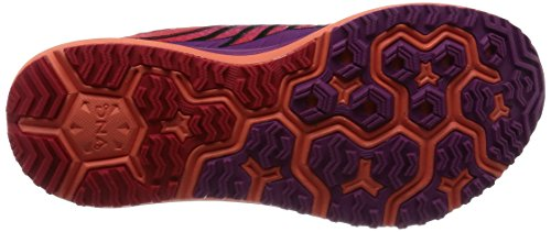 Brooks Caldera, Scarpe da Corsa Donna Multicolore (Hollyhock/Lollipop/Black)