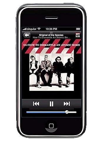 Apple iPhone 2G Smartphone (8GB) schwarz