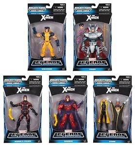 Marvel X-Men Legends Magneto Figura de Acción