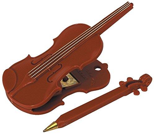 Gewa Klammer/Papierklammer Violine mit Kugelschreiber