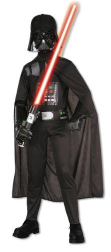 Star Wars Kinderkostüm Darth Vader M (Darth Vader Kostüme Baby)