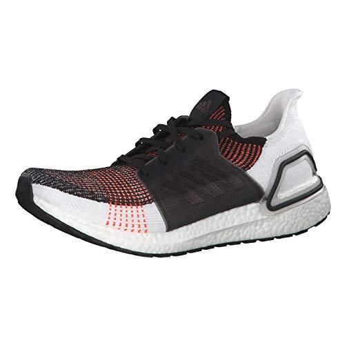 adidas Ultra Boost 19 M Black White Solar Orange 43 (Sportschuh-outlet)
