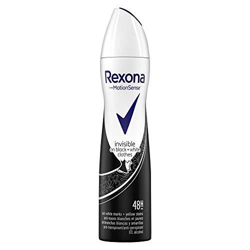 Rexona Desodorante Antitranspirante Invisible Diamond