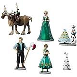 Set de figuritas Frozen Fever