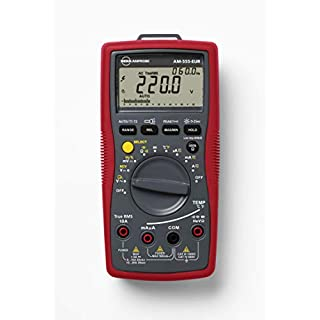 Beha-Amprobe AM-555-EUR Hand-Multimeter digital CAT III 1000 V, CAT IV 600V Anzeige (Counts): 6000