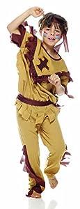 Rubies IT30004-S Traje de fantasía para niños - Trajes de fantasía para niños (Disfraz, Traje Nacional, Hindi, Niño, Marrón, Imagen)