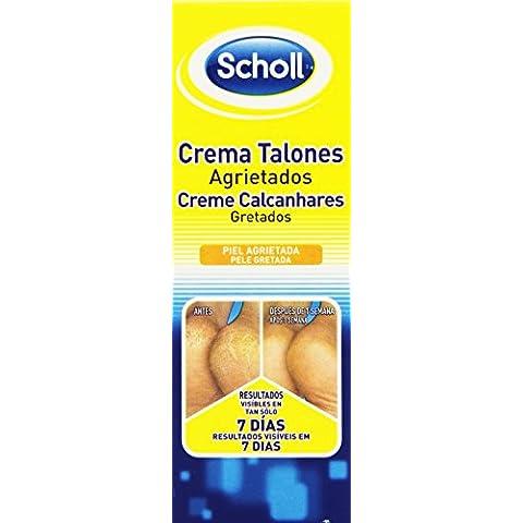Scholl Crema Talones Agrietados - 60 ml
