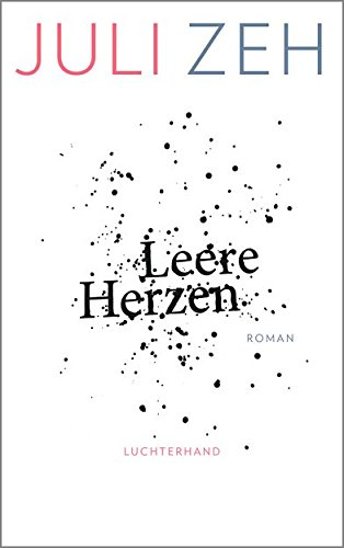 Buchcover Leere Herzen: Roman