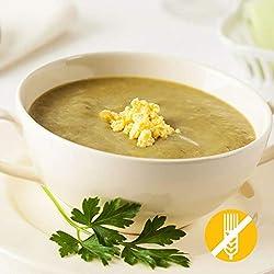 Lot économique de 20 soupes hyperprotéinées aux légumes maison SANS GLUTEN
