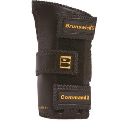 Brunswick Handgelenkstütze, Command X Positioner schwarz schwarz X-Large/Left Hand