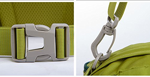 NatureHike 8L Camping Hufttaschen Multifunktions-Tasche Laufgurteltasche Sport WaistPack Orange