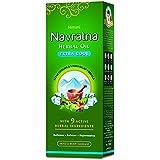 Navratna Ayurvedic Oil Extra Thanda, 100 ml