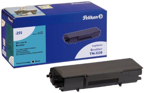 Pelikan Toner ersetzt Brother TN-3230 (passend für Drucker Brother HL-5340/5350/5370 )
