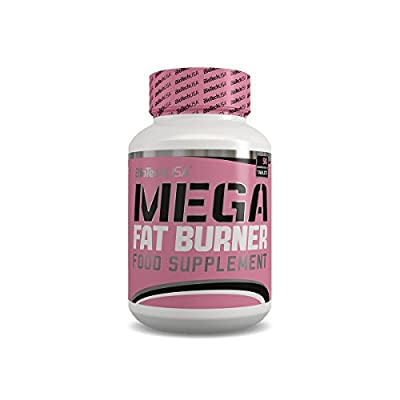 Biotech USA For Her Mega Fat Burner, 90Capsules from BioTech USA