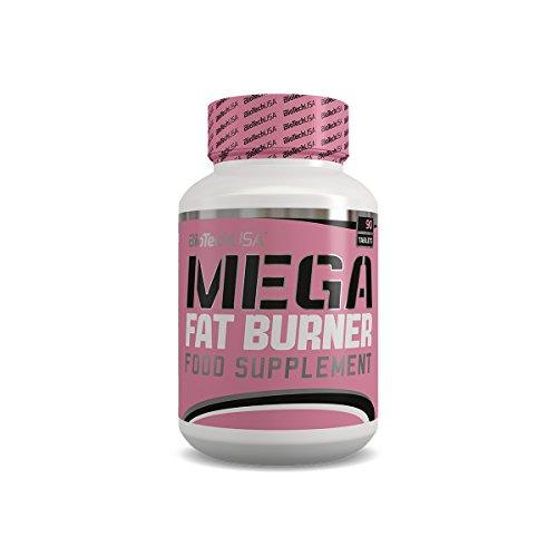 BiotechUSA PinkFit Mega Fat Burner 90 Tabletten (Grüner Tabletten Tee-diät-90)