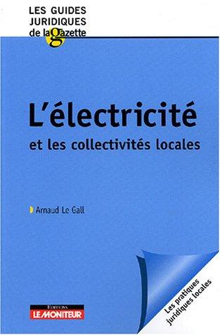 L' électricité et les collectivités locales