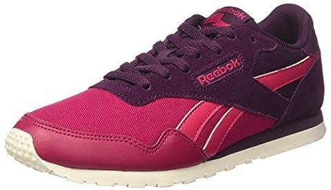 Reebok Damen Royal Ultra Sl Sneaker Low Hals, Pink (Rosa Manic Cherry/Pacific Purple/Pink Craze/c), 40 EU