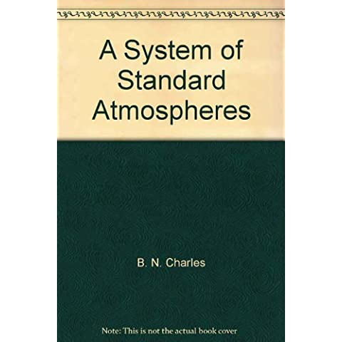 A System of Standard Atmospheres