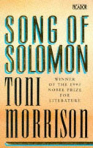 Song For Solomon: A Novel (Picador Books)
