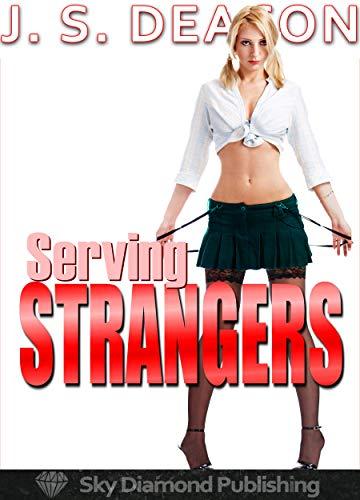 Serving Strangers: (public, exhibitionism, mfm+) (English Edition) Food Display-server