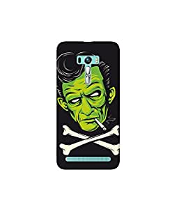 Kolor Edge Printed Back Cover for Asus Zenfone Selfie - Multicolor (4400-Ke10227ZenSelfieSub)