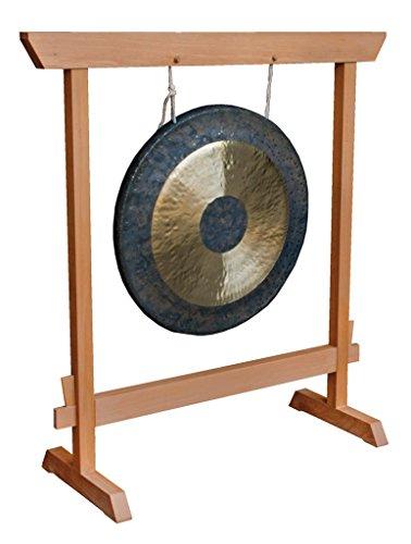 Gongständer Buchenholz Ø 45cm Feng Gong Windgong Tamtam China Transportabel