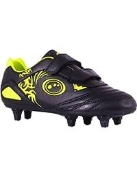 Optimum Unisex Infant Razor Velcro 6 Stud Rugby/Football Boots