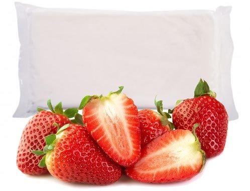 Fondant Weiß Erdbeer 250g Rollfondant Tortendeko Weiß 250g von Gaumenshop | Rollfondant für Torten und Kuchen | Rollfondant Weiß 250g. Jetzt Fondant kaufen