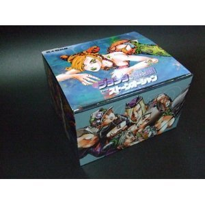JoJo's Bizarre Adventure [Part 6 Stone Ocean] 40-50 Set [Japanese]