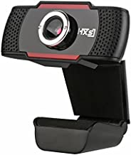 Taoguining HXSJ S20 Webcam HD 480P PC Camera with Absorption Microphone MIC for Skype for Android TV Rotatable