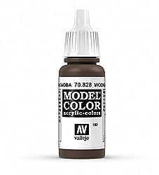 Vallejo Model Color 17 ml Acrylic Paint - Woodgrain