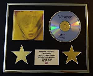 THE ROLLING STONES/CD-Darstellung/Limitierte Edition/COA/GOATS HEAD SOUP