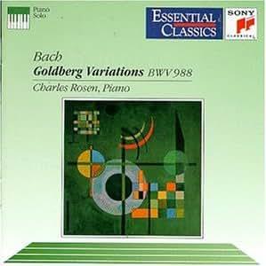 Goldberg Variations Bwv988 [Musikkassette]