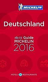 Michelin Deutschland 2016 (MICHELIN Hotelführer Deutschland) hier kaufen