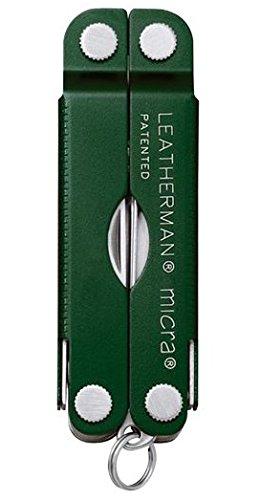 Leatherman  <strong>Werkzeuge</strong>   420HC Messer, Schere mit Federbetätigung, Schlitzschraubendreher, Kreuzschlitzschraubendreher, Lineal (4,7 Zoll/12 cm), Nagelreiniger, Pinzette, Flaschenöffner, Nagelfeile, Mittlerer Schraubendreher, Sehr kleiner Schraubendreher