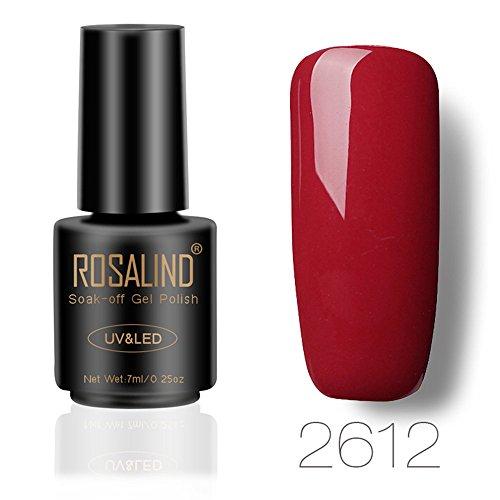 Lexupe ROSALIND 7ML Vernis à ongles Chameleo Vernis à ongles Vernis à ongles UV(Multicolore)