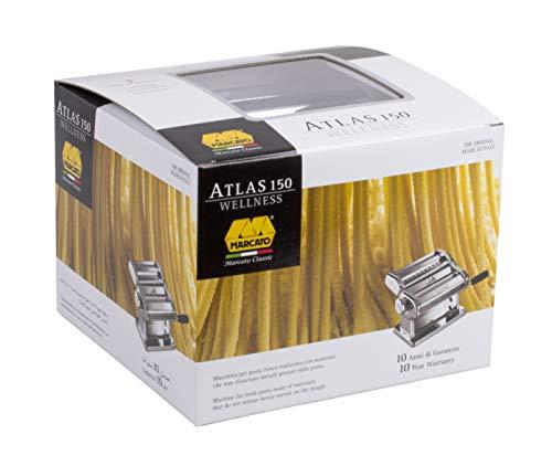 Marcato Classic Nudelmaschine Atlas 150 - 2