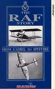 Raf Story-Camel to Spitfire [VHS]