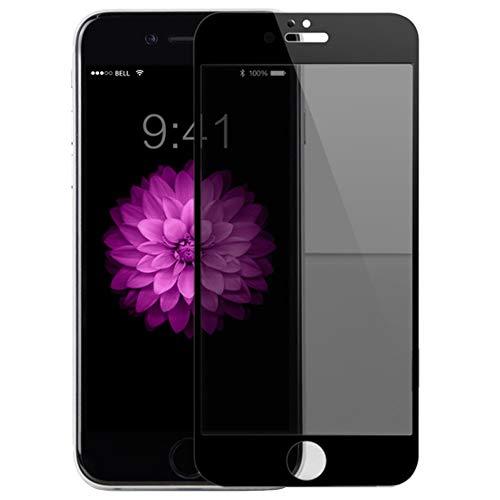 MOTIVE LIFE Protecteur d'écran Anti Espion pour iPhone 6/6s Plus Noir