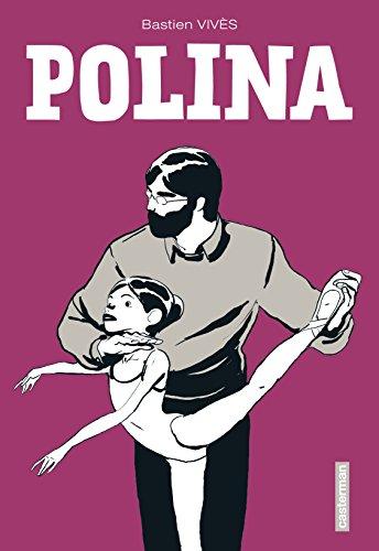 Polina (Grand prix de la critique BD 2012 et dBD Awards 2012 du meilleur dessin) par Bastien Vivès