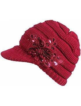 Paellaesp Señoras Sombrero de Lentejuelas