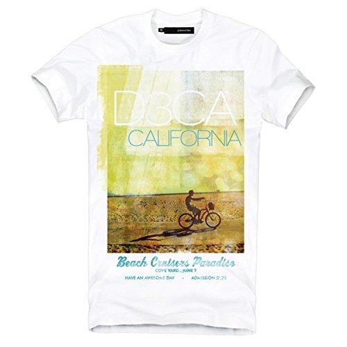 "DEPARTED Fashion Shirt ""3173-040"" Weiß"