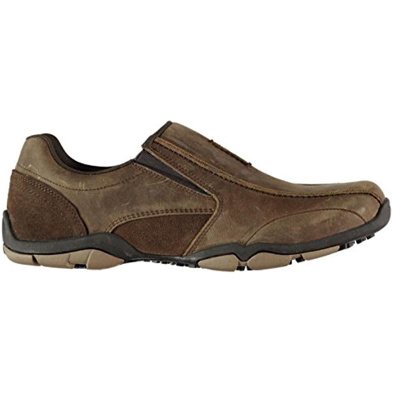 Kangol Hommes Vine Slip Chaussures Décontractées Marron Marron Marron 45 - B07C3ZQZMR - 8a11db